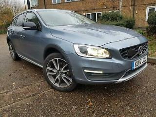 2017 Volvo V60 Cross Country 2.0 D4 Lux Nav Cross Country Auto s/s 5dr