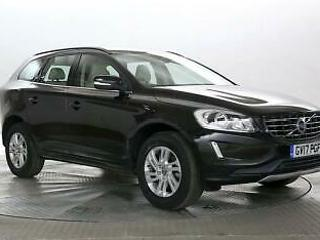 2017 Volvo XC60 2.0 D4 190 SE Geartronic Auto Estate Diesel Automatic