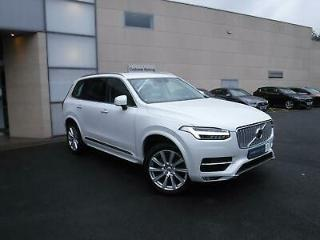 2017 Volvo XC90 Volvo XC90 2.0 T6 [310] Inscription 5dr AWD Geartronic Petrol wh