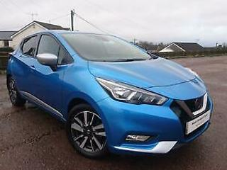 2018/68 Nissan Micra 0.9 IG T Petrol Manual N Connecta with Chrome Exterior Pack