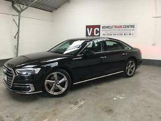 2018 18 Audi A8 50 3.0TDI 286ps quattro Tiptronic 50*FINANCE AVAILABLE