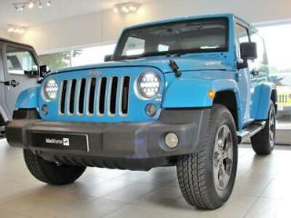2018 18 JEEP WRANGLER 2.8 CRD OVERLAND 2D AUTO 197 BHP, FULLY LOADED WITH QUAD E