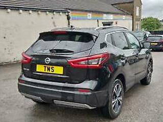 2018 18 NISSAN QASHQAI N CONNECTA 1.2 DIG T CAT S DAMAGED SALVAGE