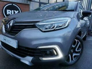 2018 18 RENAULT CAPTUR 1.5 DYNAMIQUE S NAV DCI 5D 2 OWNERS BLUETOOTH CRUISE CONT