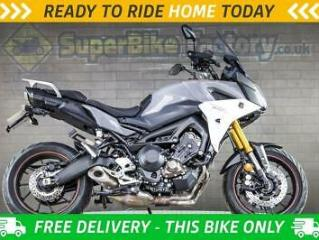 2018 18 YAMAHA TRACER 900 GT NATIONWIDE DELIVERY, USED MOTORBIKE