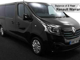 2018 67 RENAULT TRAFIC 1.6DCi NAVIGATION SPORT ECO ENERGY LWB WHEELCHAIR ACCESS
