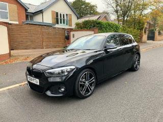 2018 68' BMW 1 SERIES 118i M SPORT SHADOW EDITION AUTO