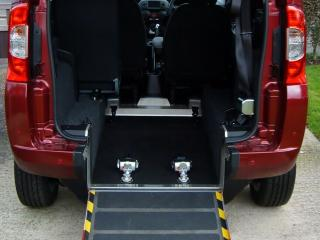 2018 68 FIAT QUBO WAV WHEELCHAIR ACCESS VEHICLE DISABLED MOBILITY ADAPTED CAR
