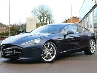 2018 Aston Martin Rapide S V12 552 4dr Touchtronic III Automatic Petrol Saloon