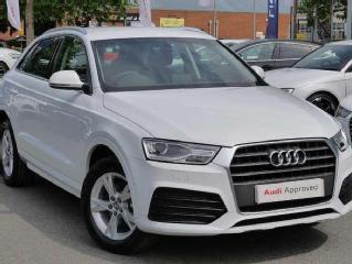 Used Audi Q3 Cars For Sale In The Uk Nestoria Cars