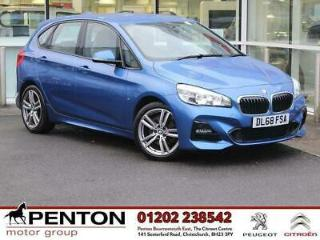 2018 BMW 2 Series Active Tourer 2.0 220i GPF M Sport Active Tourer DCT s/s 5dr