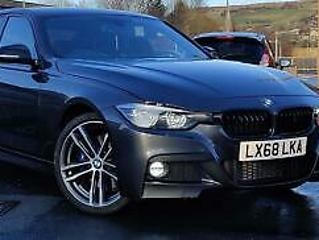 2018 BMW 3 Series 2.0 320d BluePerformance M Sport Shadow Edition Auto s/s 4dr
