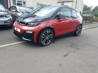 2018 BMW I3s only 8100 miles
