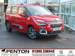 2018 Citroen Berlingo 1.5 BlueHDi Flair 5dr M