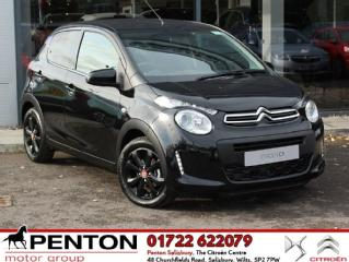 Citroen C1 1.0 VTi Urban Ride 5dr BRAND NEW SPECIAL EDITION! Hatchback 2019, 10 miles, £10990