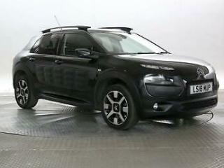 2018 Citroen C4 Cactus 1.6 BlueHDi Flair ETG Auto Hatchback Diesel Automatic