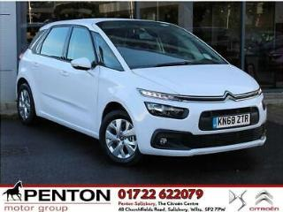 2018 Citroen C4 Picasso 1.6 BlueHDi Touch Edition s/s 5dr