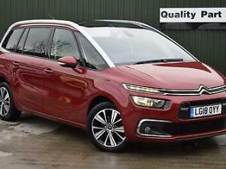 2018 Citroen Grand C4 Picasso 1.6 BlueHDi Flair s/s 5dr