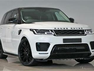 2018 Facelift Land Rover Range Rover Sport 3.0 SD V6 HSE+AUTOBIOGRAPHY LOOKS +HP