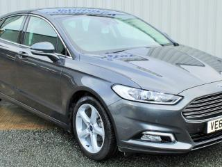 2018 Ford Mondeo