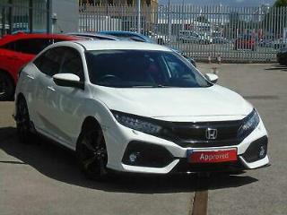 2018 Honda Civic 1.5 VTEC TURBO Sport 5 Door Manual Hatchback