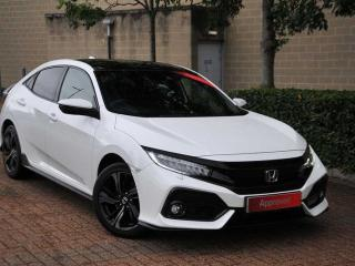 Honda Civic 1.5 VTEC TURBO Sport 5 Door Hatchback 2018, 9801 miles, £16880