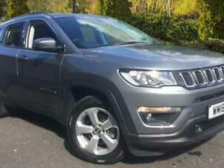 2018 Jeep Compass 1.6 Multijet 120 Longitude 5dr Manual Diesel Estate