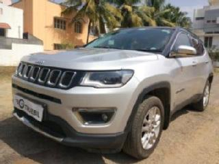 2018 Jeep Compass Limited 2.0 D