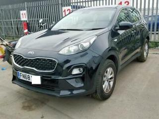 2018 Kia Sportage 1 BREAKING FOR SPARES PARTS ONLY