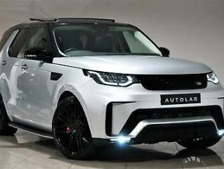 2018 Land Rover Discovery 2020 BESPOKE FACELIFT INDIVIDUAL CONVERSION PACKAGE