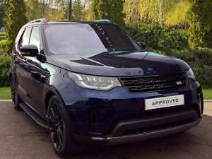 2018 Land Rover Discovery 2.0 SD4 HSE Luxury 5dr Automatic Diesel 4x4