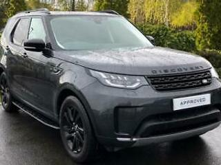 2018 Land Rover Discovery HSE TD6 AUTO with Desirable Fa Automatic Diesel 4x4