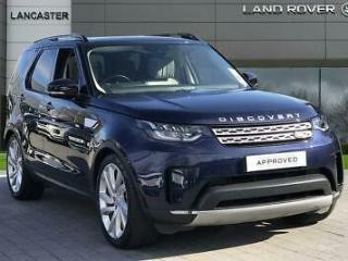 2018 Land Rover Discovery SD4 HSE LUXURY Diesel blue Automatic