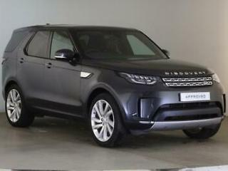 2018 Land Rover Discovery SD4 HSE LUXURY Diesel grey Automatic