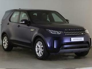 2018 Land Rover Discovery SD4 SE Diesel blue Automatic