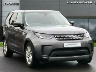 2018 Land Rover Discovery SDV6 HSE Diesel grey Automatic