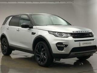 2018 Land Rover Discovery Sport 2.0 TD4 180hp HSE Black