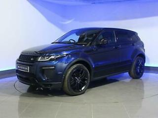 2018 Land Rover Range Rover Evoque 2.0 TD4 HSE Dynamic Lux Auto 4WD s/s 5dr