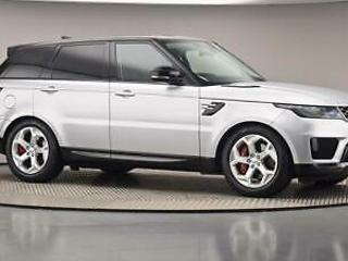 2018 Land Rover Range Rover Sport 2.0 P400e 13.1kWh GPF HSE Auto 4WD s/s 5dr