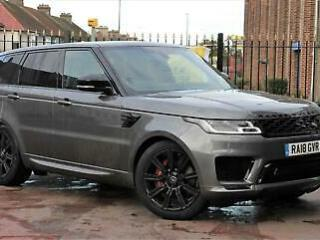 2018 Land Rover Range Rover Sport 2.0 P400e 13.1kWh HSE Dynamic Auto 4WD s/s