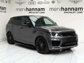 2018 Land Rover Range Rover Sport 3.0 SD V6 HSE Auto 4WD s/s 5dr