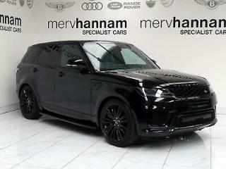 2018 Land Rover Range Rover Sport 4.4 SD V8 Autobiography Dynamic Auto 4WD s/s