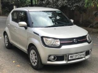 2018 Maruti Ignis 1.2 AMT Delta for sale in Pune D2014486