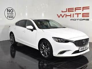 2018 Mazda 6 2.0 Sport Nav 4dr Petrol white Manual