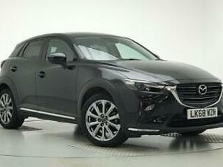 2018 Mazda CX 3 2.0 Sport Nav + 5dr Petrol black Manual