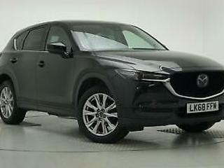 2018 Mazda CX 5 2.0 Sport Nav+ 5dr Petrol black Manual