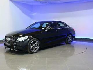 2018 Mercedes Benz C Class 1.5 C200 EQ Boost AMG Line G Tronic+ s/s 4dr