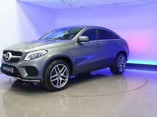 2018 Mercedes Benz GLE Class 3.0 GLE350d V6 AMG Line G Tronic 4MATIC s/s 5dr
