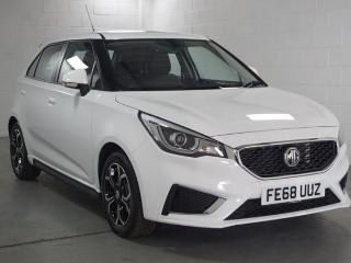 2018 Mg 3 EXCLUSIVE VTI TECH