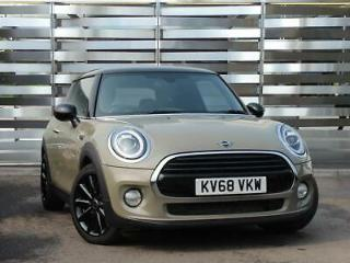 2018 MINI Hatch Cooper 3 Door Hatch Petrol grey Automatic